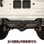 D-Rings Mounts HO