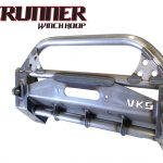 Prerunner Front Winch Hoop Side View Cropped